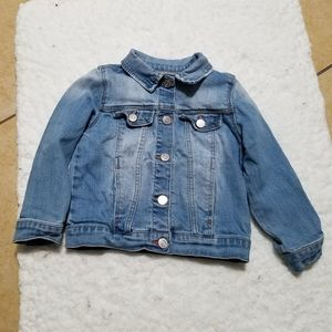 Bundle Zara Girl's Jean Jacket & Pants